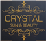 Crystal Sun & Beauty logo