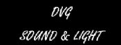 DVG Sound & Light logo