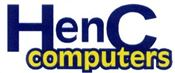 HenC Computers logo