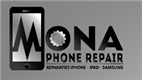 Mona phone repair Nijkerk logo