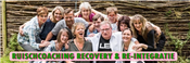 Ruisch coaching, recovery en re-integratie  logo